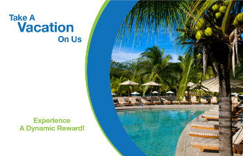 Dynamic Rewards Travel Certificate