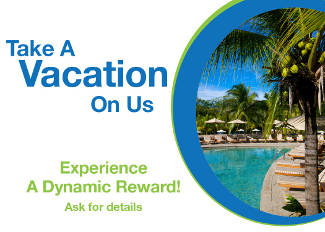 Dynamic Rewards - postcard
